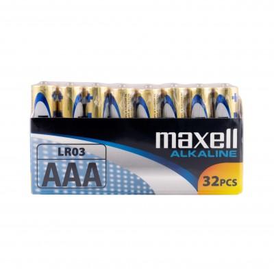Maxell AAA 32Ud Alcalina