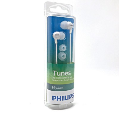 Philips SHE3550 Ariculares Blanco In Ear