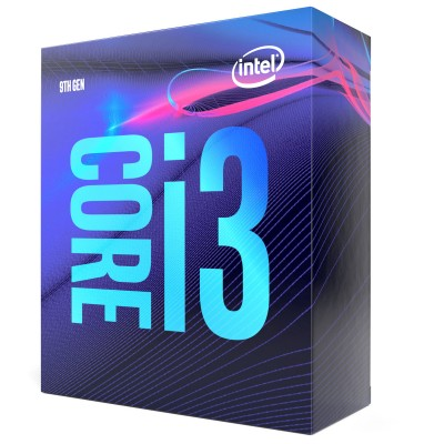 Intel i3-9100 Socket 1151 3.6Ghz 6Mb