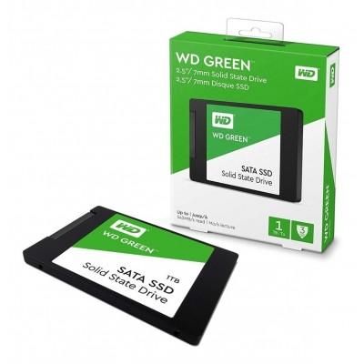 WD Green 1Tb SSD