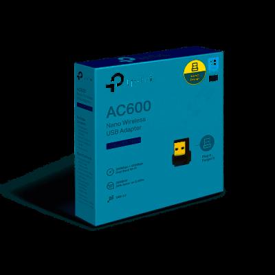 TP-LINK AC600 Archer T2UH Nano