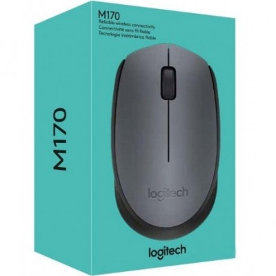 Logitech M170 Gris Wireless