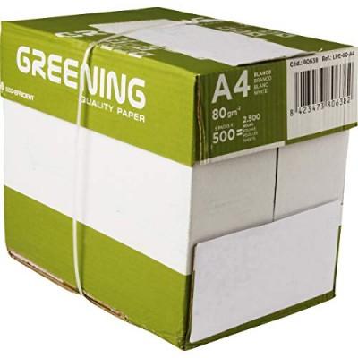 Caja Papel 2500h 80gr Multifunción