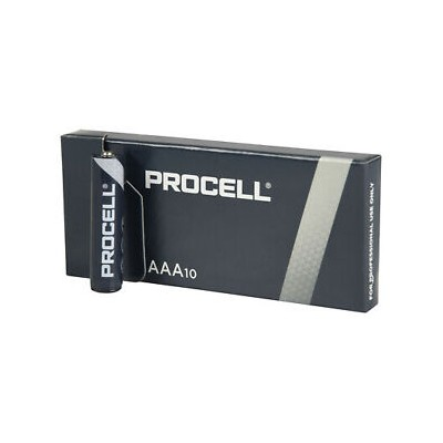 Duracell AAA 1,5V Pack 10Ud Procell