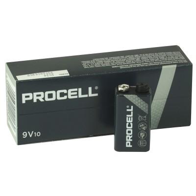 Duracell 9V LR61 1,5V Pack 10Ud Procell