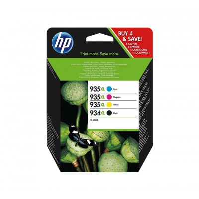 HP 394XL + 935XL Colores Pack