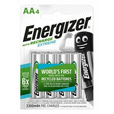 Energizer AA Pack 2 pilas recargables 2300mAh