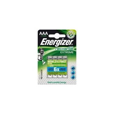 Energizer AAA Pack 2 pilas recargables 800mAh
