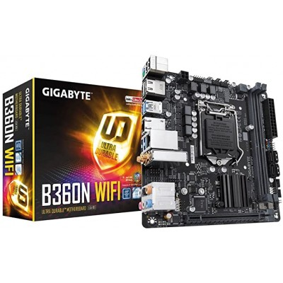Gigabyte B360N WIFI Socket 1151 Mini ITX