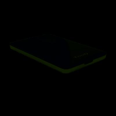 Tooq Caja externa HD 2,5, SATA USB 3.0, Negra 7mm