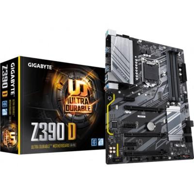 Gigabyte Z390 D Socket 1151