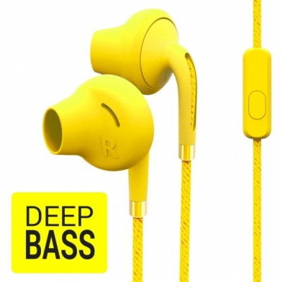 Energy Earphones Style 2+ Micrófono Vanilla