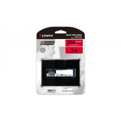 Kingston SSD 1Tb Nvme M.2 A2000