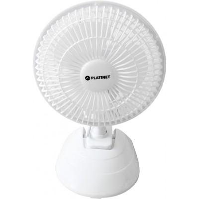 Ventilador Clip 6 17W Blanco
