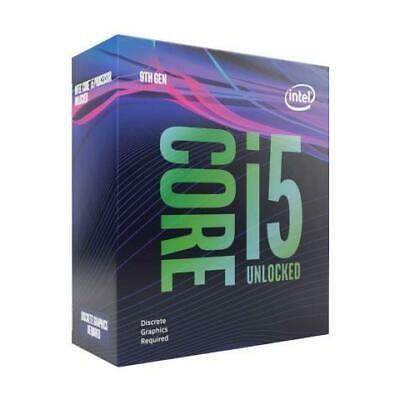 Intel i5-9600KF Socket 1151 3.7Ghz 9Mb Sin Gr?ica