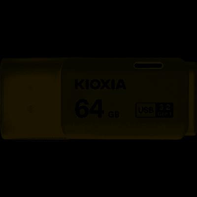 Kioxia 64Gb USB 3.0 U301 Blanco