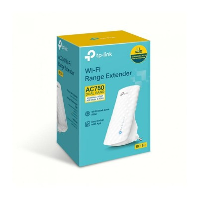 TP-Link Repetidor Wifi 433Mbps 5Ghz